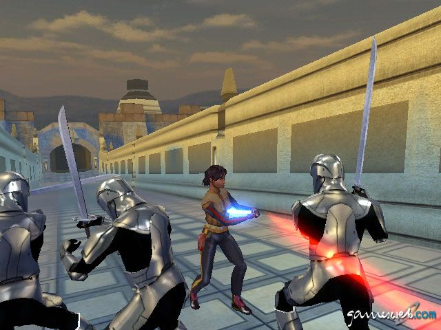 Star Wars: Knights of the Old Republic 2: The Sith Lords  Archiv - Screenshots - Bild 25