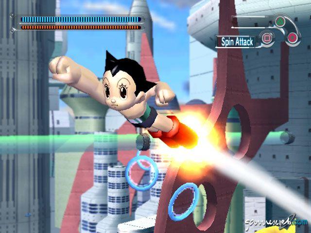 Astro Boy  Archiv - Screenshots - Bild 19