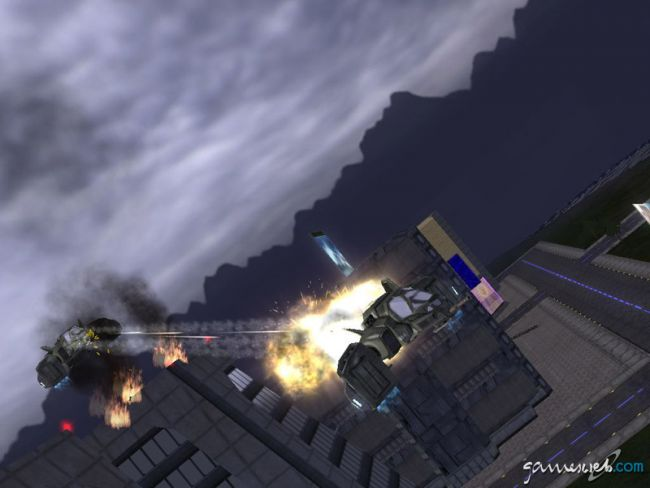 MechAssault 2: Lone Wolf  Archiv - Screenshots - Bild 34