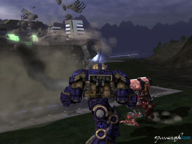MechAssault 2: Lone Wolf  Archiv - Screenshots - Bild 28