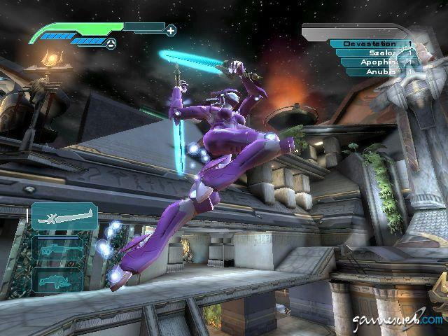 Unreal Championship 2: The Liandri Conflict  Archiv - Screenshots - Bild 16