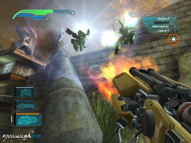 Unreal Championship 2: The Liandri Conflict  Archiv - Screenshots - Bild 19
