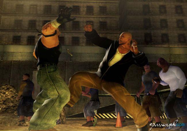 Def Jam: Fight for New York  Archiv - Screenshots - Bild 17