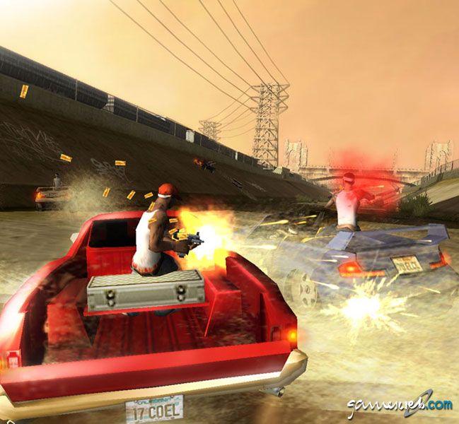 Notorious: Die to Drive  Archiv - Screenshots - Bild 4
