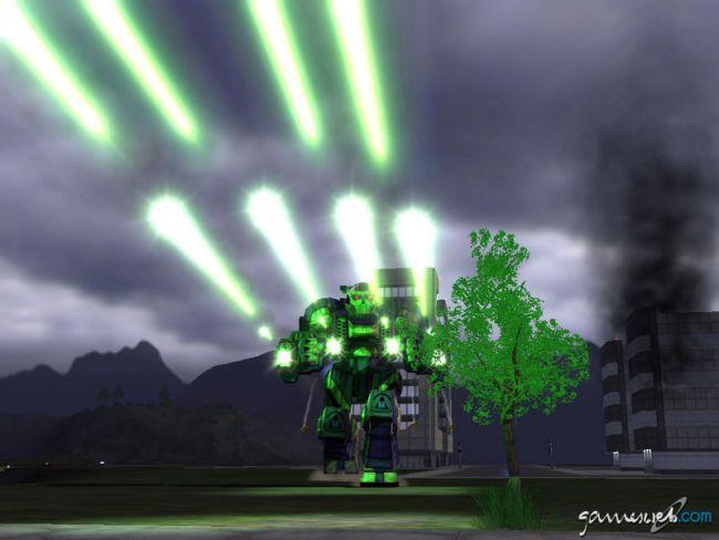 MechAssault 2: Lone Wolf  Archiv - Screenshots - Bild 30