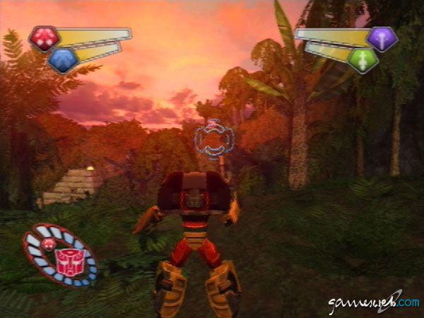 Transformers - Screenshots - Bild 11