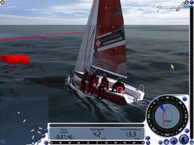Virtual Skipper 3 - Screenshots - Bild 6