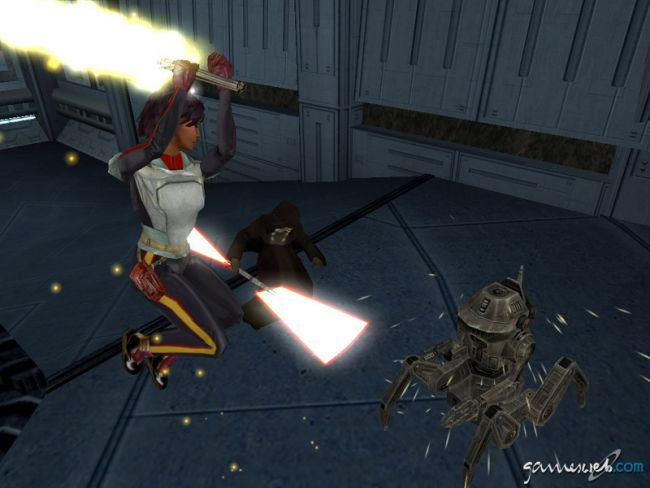 Star Wars: Knights of the Old Republic 2: The Sith Lords  Archiv - Screenshots - Bild 31
