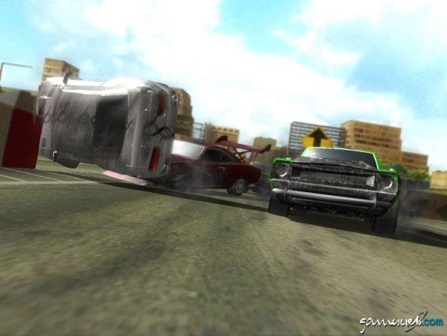 Crash 'n' Burn  Archiv - Screenshots - Bild 14