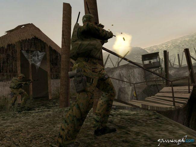 Shadow Ops: Red Mercury - Screenshots - Bild 11