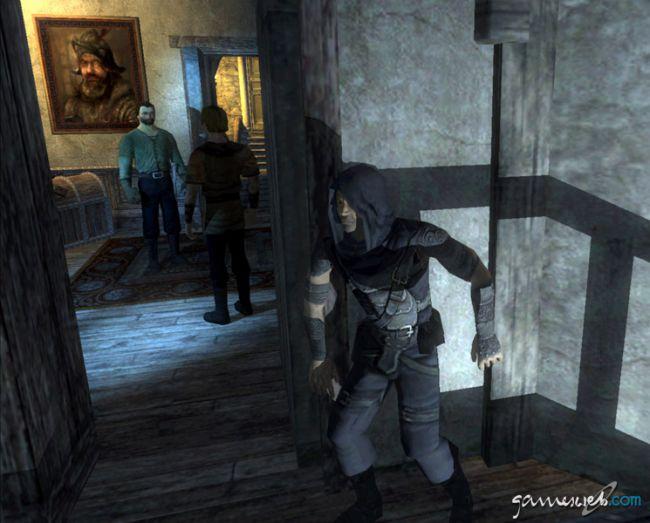 Thief: Deadly Shadows  Archiv - Screenshots - Bild 11