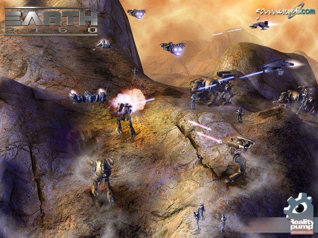 Earth 2160  Archiv - Screenshots - Bild 36