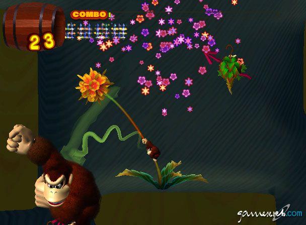 Donkey Kong: Jungle Beat - Screenshots - Bild 13