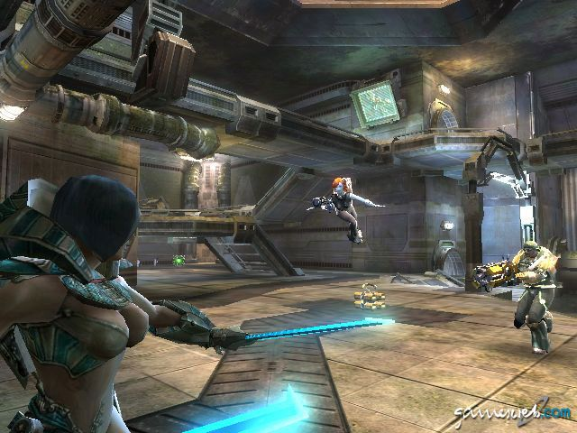 Unreal Championship 2: The Liandri Conflict  Archiv - Screenshots - Bild 11