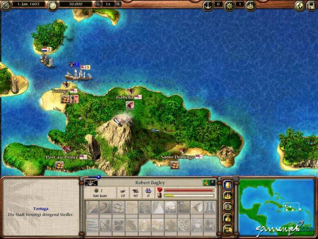 Port Royale 2 - Screenshots - Bild 6