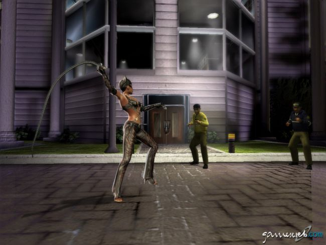 Catwoman  Archiv - Screenshots - Bild 12