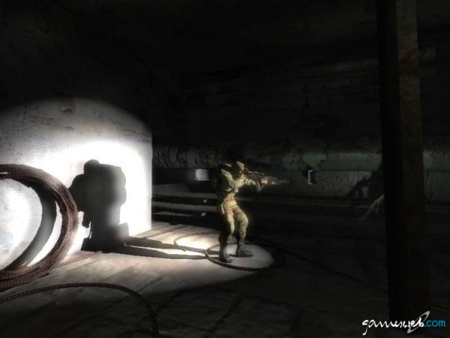 S.T.A.L.K.E.R. Shadow of Chernobyl  Archiv - Screenshots - Bild 135