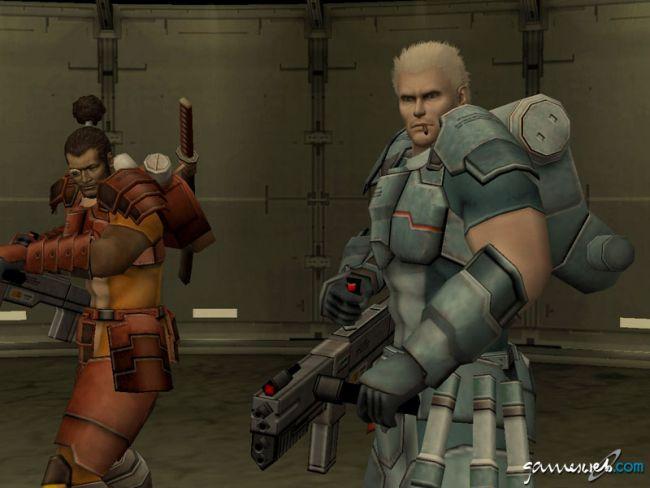 Neo Contra  Archiv - Screenshots - Bild 2