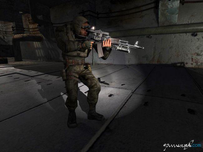 S.T.A.L.K.E.R. Shadow of Chernobyl  Archiv - Screenshots - Bild 152