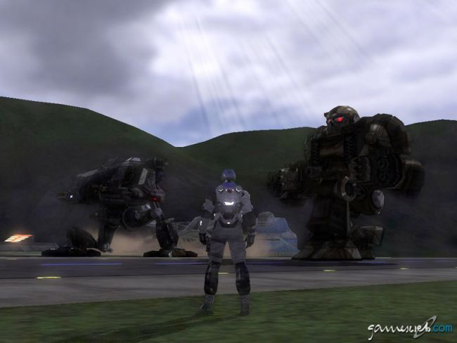 MechAssault 2: Lone Wolf  Archiv - Screenshots - Bild 29