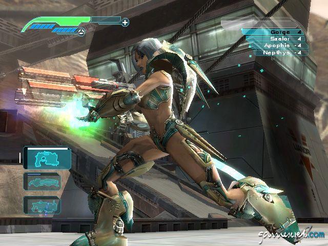 Unreal Championship 2: The Liandri Conflict  Archiv - Screenshots - Bild 15