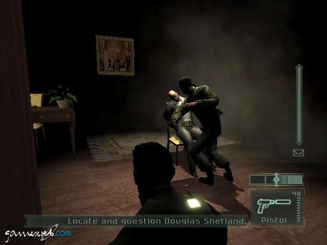Splinter Cell: Pandora Tomorrow  Archiv - Screenshots - Bild 39