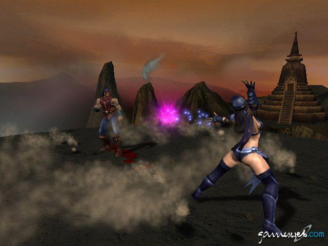 Mortal Kombat: Deception  Archiv - Screenshots - Bild 19