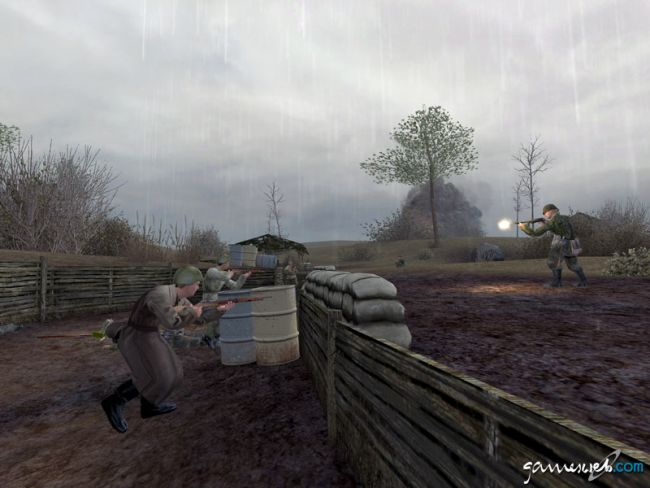 Call of Duty: United Offensive  Archiv - Screenshots - Bild 17