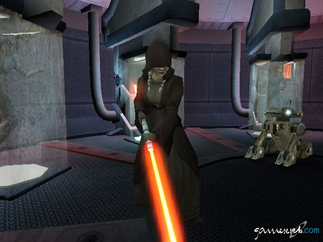 Star Wars: Knights of the Old Republic 2: The Sith Lords  Archiv - Screenshots - Bild 33