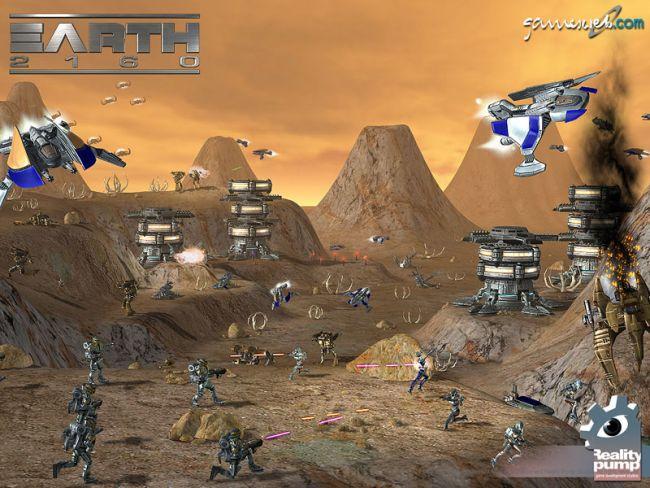 Скачать бесплатно патч для игры Earth 2160 - Stopgame.ru.