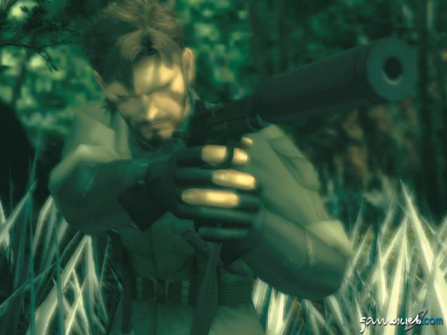 Metal Gear Solid 3: Snake Eater  Archiv - Screenshots - Bild 49