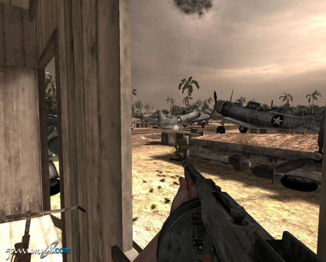 Medal of Honor: Pacific Assault  Archiv - Screenshots - Bild 19