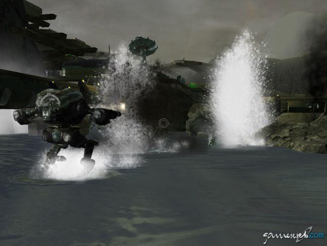 MechAssault 2: Lone Wolf  Archiv - Screenshots - Bild 42
