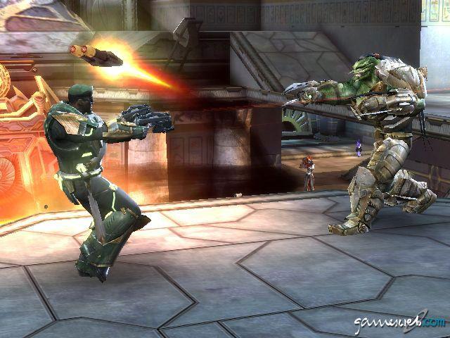 Unreal Championship 2: The Liandri Conflict  Archiv - Screenshots - Bild 21