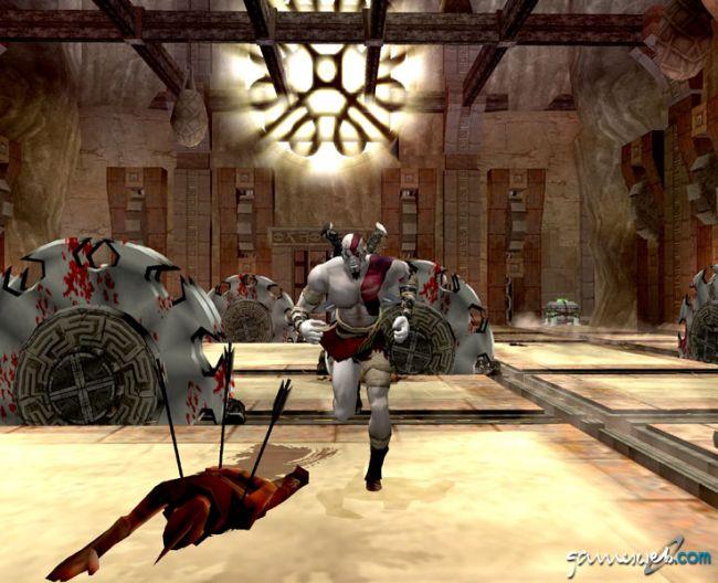 God of War  Archiv - Screenshots - Bild 40