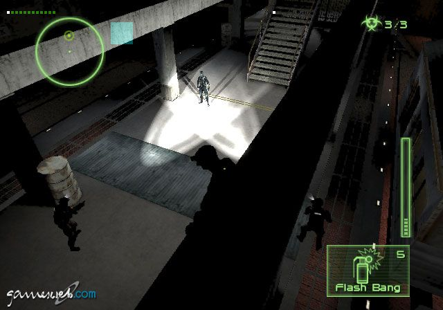 Splinter Cell: Pandora Tomorrow  Archiv - Screenshots - Bild 11