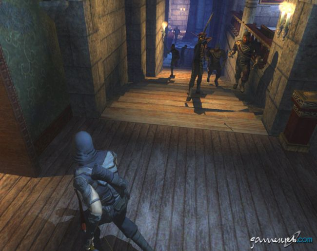 Thief: Deadly Shadows  Archiv - Screenshots - Bild 2
