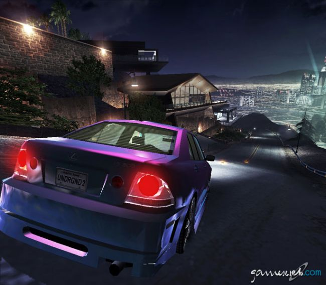 Need for Speed: Underground 2  Archiv - Screenshots - Bild 12