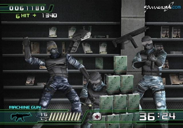 Crisis Zone  Archiv - Screenshots - Bild 16