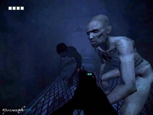 Chronicles of Riddick: Escape from Butcher Bay  Archiv - Screenshots - Bild 14