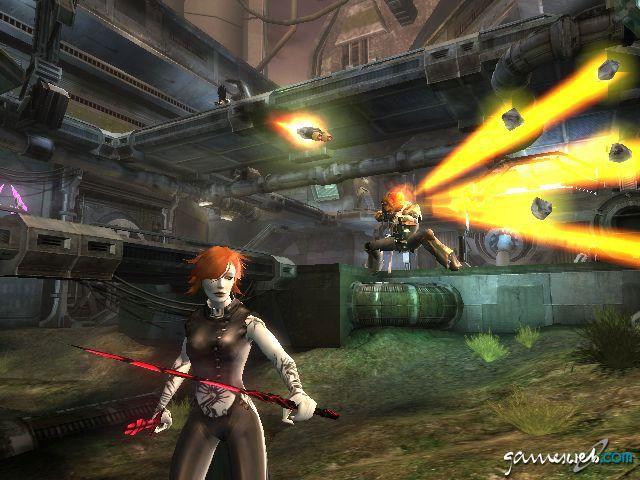 Unreal Championship 2: The Liandri Conflict  Archiv - Screenshots - Bild 8