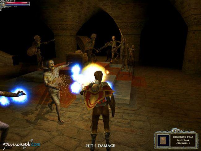 Dungeon Lords  Archiv - Screenshots - Bild 8
