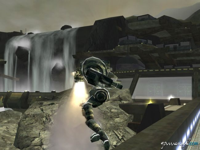 MechAssault 2: Lone Wolf  Archiv - Screenshots - Bild 21