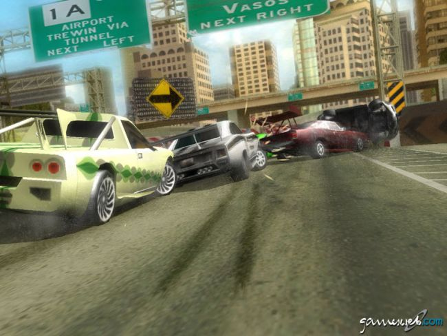 Crash 'n' Burn  Archiv - Screenshots - Bild 10