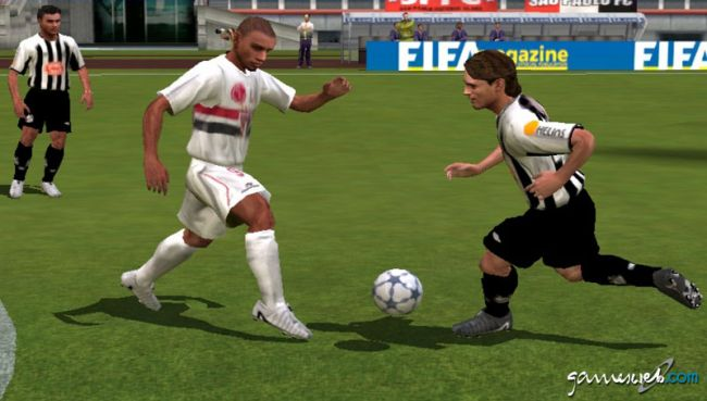 FIFA 2005  Archiv - Screenshots - Bild 5