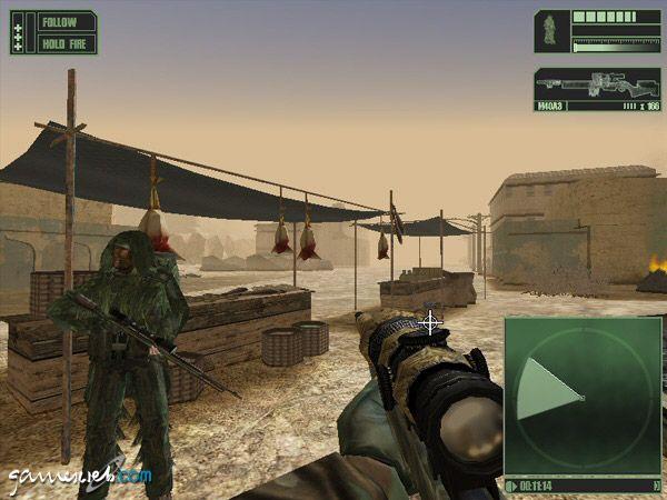 Marine Sharp Shooter 2  Archiv - Screenshots - Bild 3