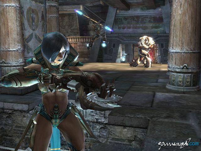 Unreal Championship 2: The Liandri Conflict  Archiv - Screenshots - Bild 25