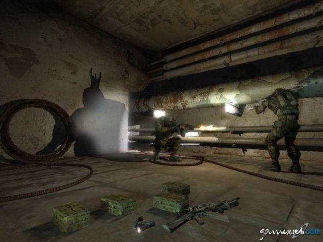 S.T.A.L.K.E.R. Shadow of Chernobyl  Archiv - Screenshots - Bild 131