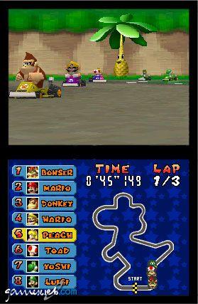 Mario Kart DS (DS)  Archiv - Screenshots - Bild 44