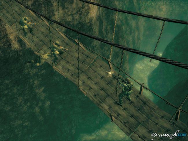 Metal Gear Solid 3: Snake Eater  Archiv - Screenshots - Bild 43